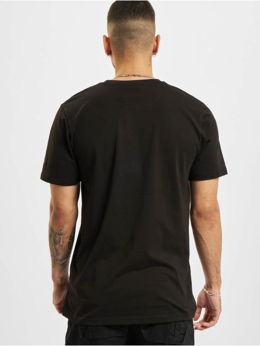 New Era T-Shirt MLB New York Yankees Camo Infill schwarz