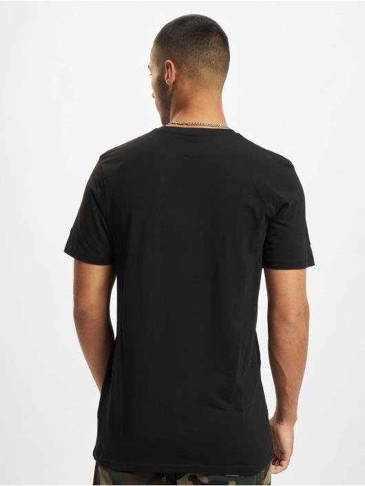 New Era T-Shirt NFL Tampa Bay Buccaneers Outline Logo schwarz