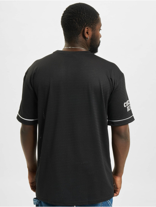 New Era T-shirt NBA Chicago Bulls Team Logo Oversized svart
