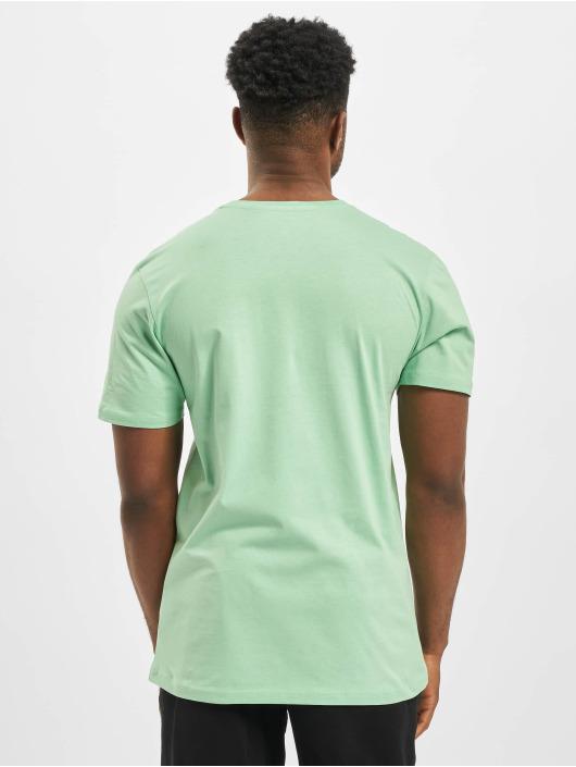 New Era T-Shirt MLB NY Yankees Infill Team Logo turquoise