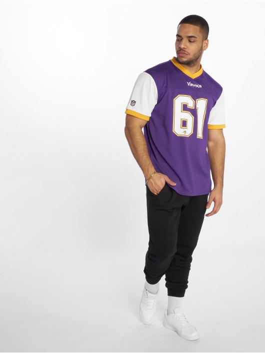 New Era T-Shirt Nfl Tri Colour violet