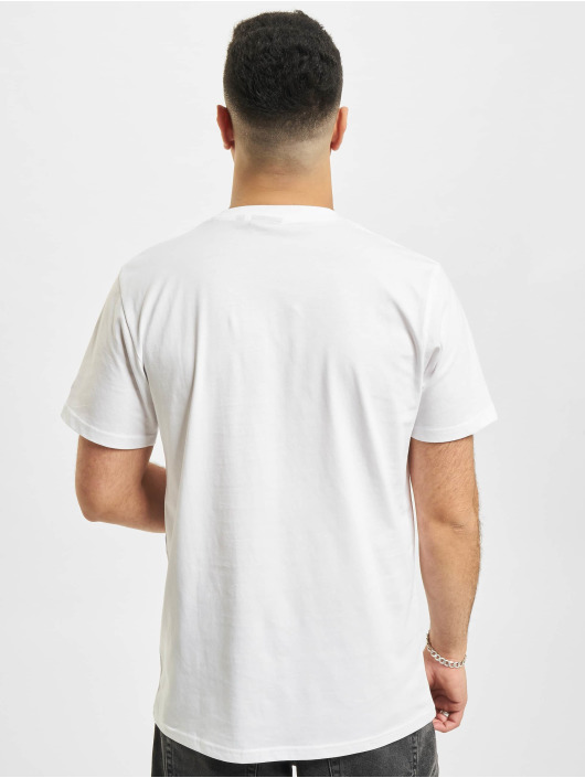 New Era T-shirt NBA Los Angeles Lakers Oil Slick Infill Logo vit