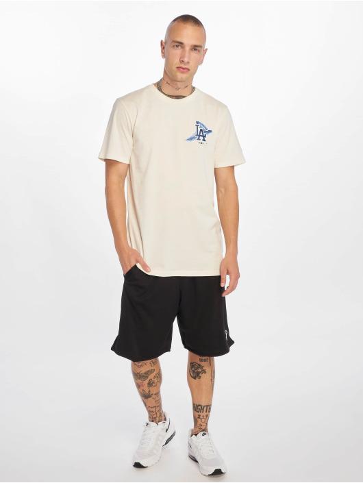 New Era T-Shirt MLB Los Angeles Dodgers Island Logo weiß