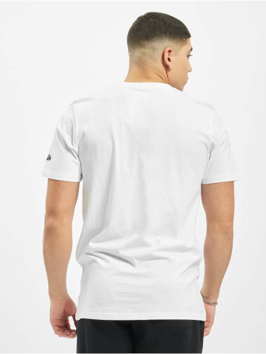 New Era T-Shirt MLB LA Dodgers Infill Logo weiß