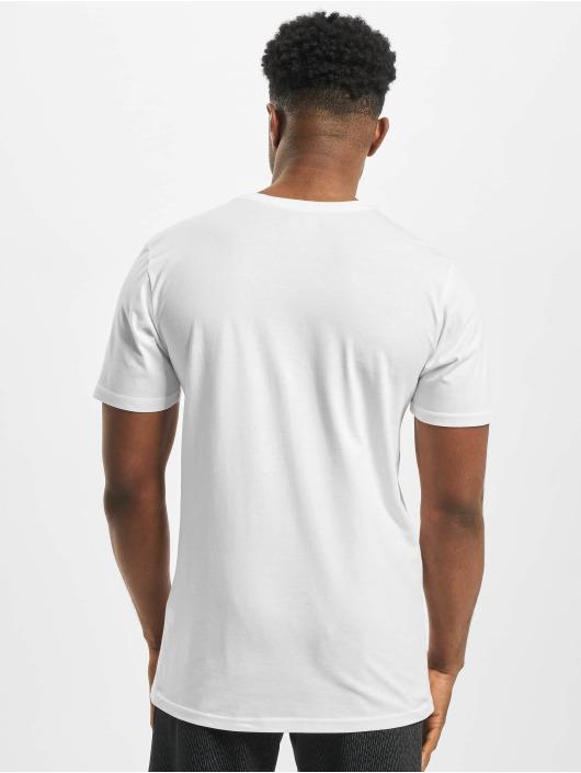 New Era T-Shirt Far East Graphic weiß