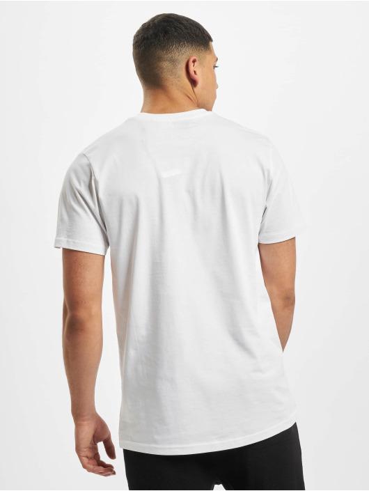 New Era T-Shirt NBA Chicago Bulls Photo Print weiß