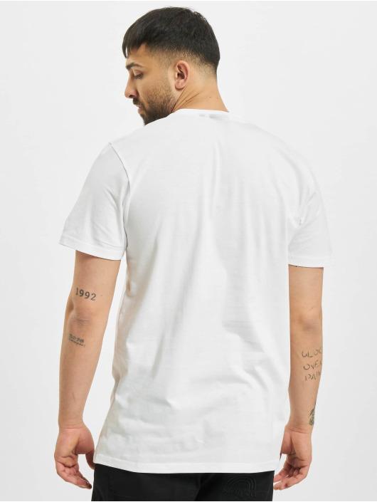 New Era T-Shirt NBA Chicago Bulls Photographic weiß