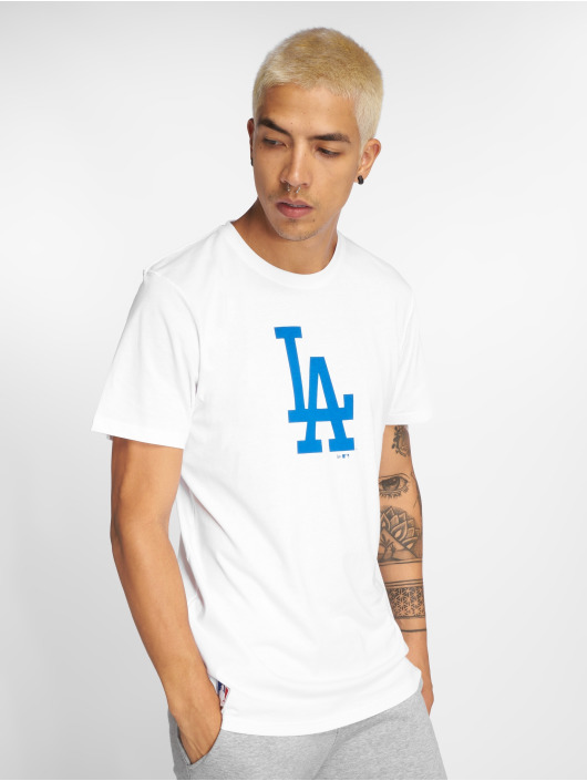 New Era T-Shirt MLB Essential Los Angeles Dodgers white