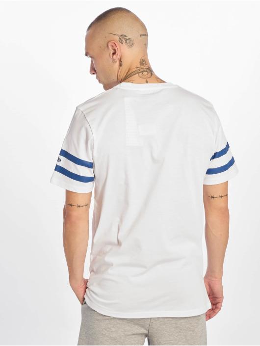 New Era T-Shirt MLB Los Angeles Dodgers Team Logo white