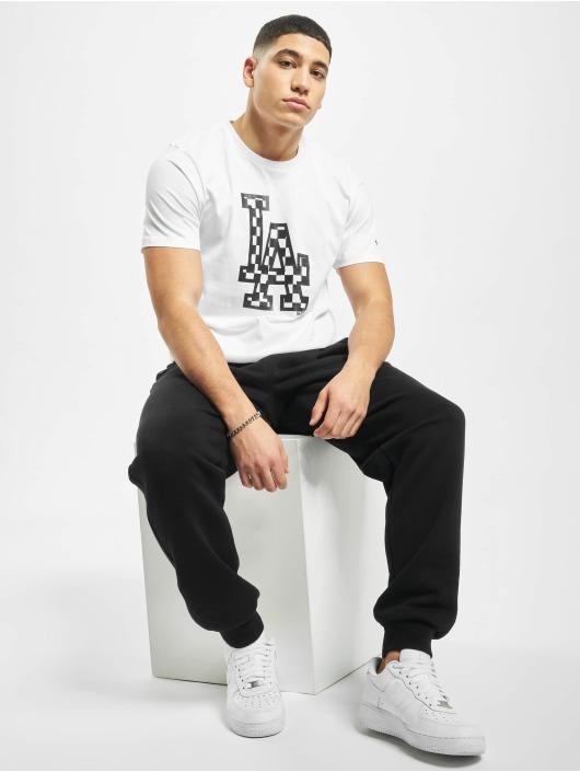 New Era T-Shirt MLB LA Dodgers Infill Logo white