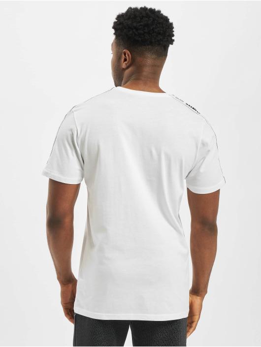 New Era T-Shirt MLB NY Yankees Sleeve Taping white