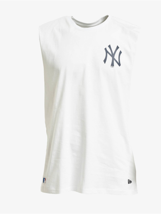 New Era T-Shirt MLB NY Yankees Bold Graphic white