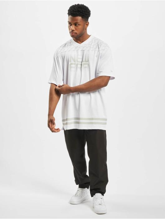 New Era T-Shirt Technical Oversized white