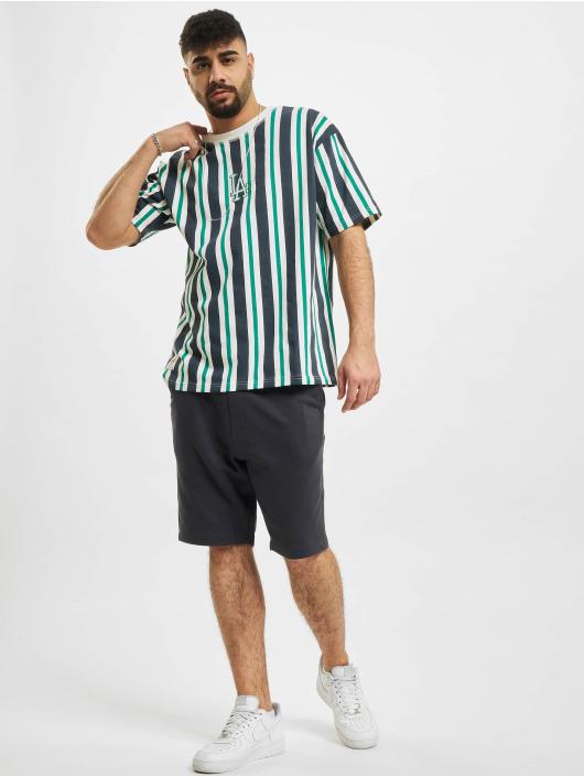 New Era t-shirt MLB Los Angeles Dodgers Oversized Stripe wit