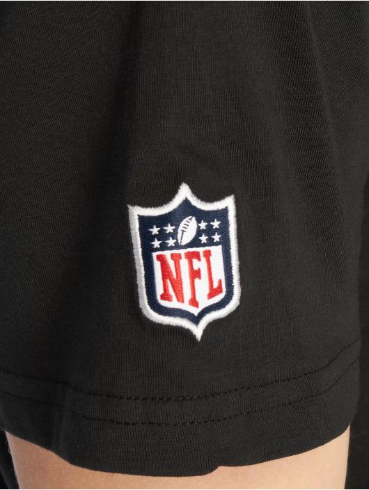New Era t-shirt Team Logo New Orleans Saints zwart