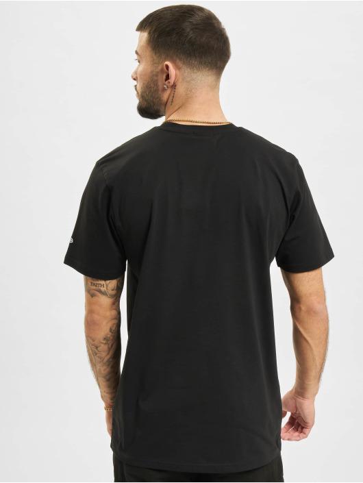 New Era t-shirt NE Fly Fish Infill zwart