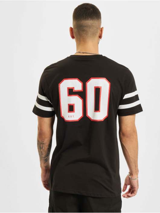 New Era t-shirt NFL Kansas City Chiefs Jersey Inspired zwart