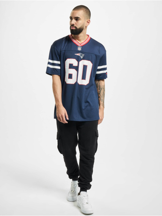 New Era T-shirts NFL New England Patriots Oversized Nos blå