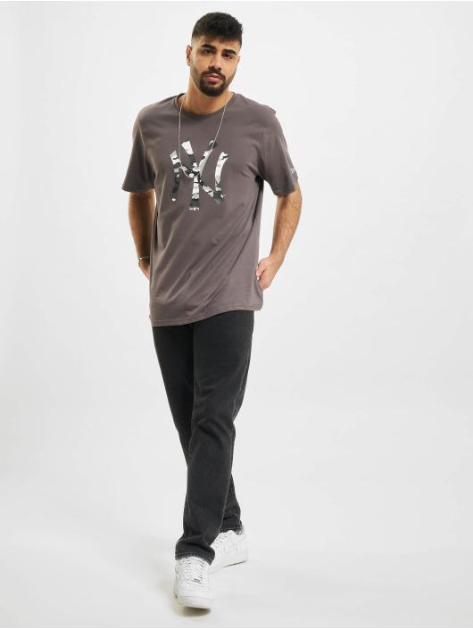 New Era T-shirts MLB New York Yankees grå