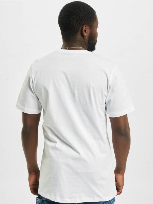 New Era T-shirts MLB Los Angeles Dodgers Infill Team Logo hvid