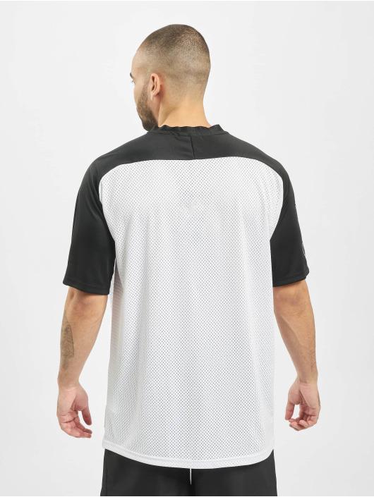New Era T-Shirty NFL Oakland Raiders Stripe Oversized bialy