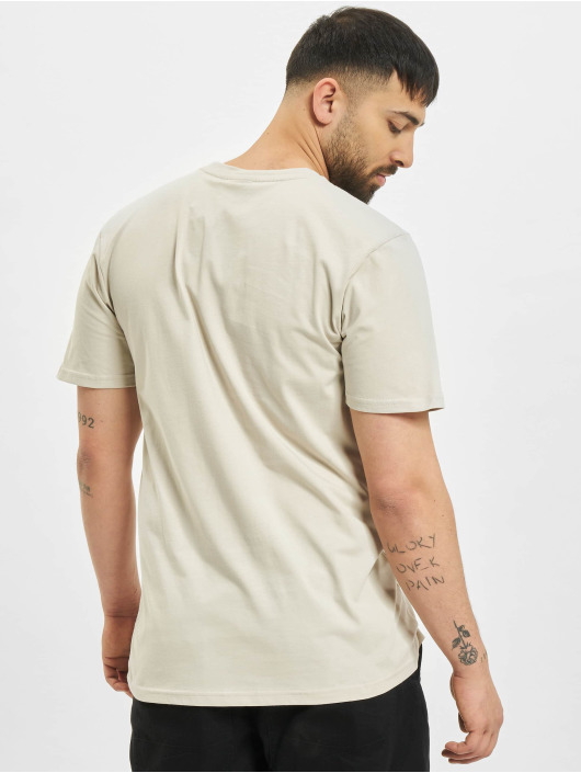 New Era T-Shirty Essential Flag Infill brazowy