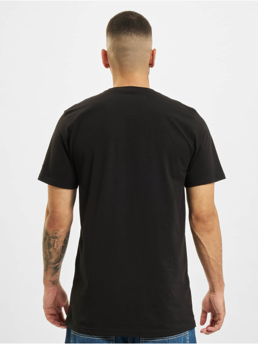New Era T-Shirty Team Logo LA Lakers czarny