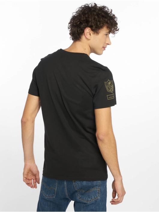 New Era T-Shirty Nfl Camo Collection Atlanta Falcons czarny