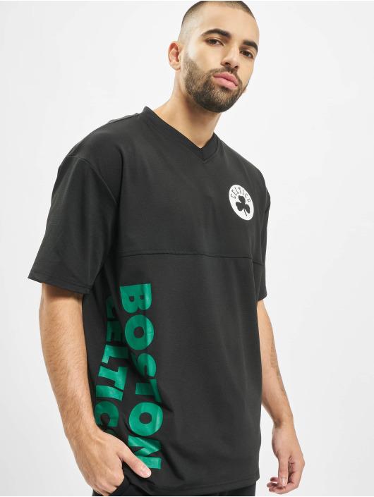 New Era T-Shirty NBA Boston Celtics czarny