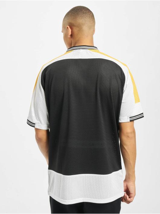 New Era T-Shirty NFL Pittsburgh Steelers Stacked Logo OS czarny