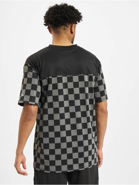 New Era T-Shirty Contemporary Oversized czarny