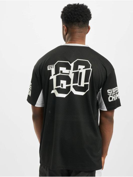 New Era T-Shirty NFL Oakland Raiders Oversized czarny