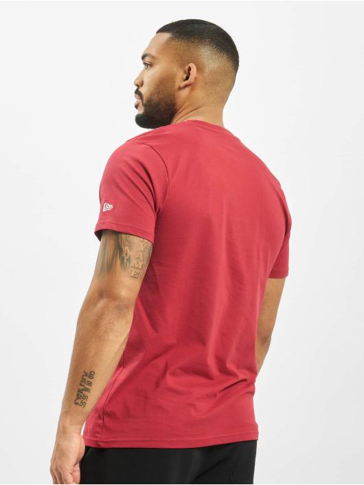 New Era T-Shirty MLB LA Dodgers Seasonal Team Logo czerwony