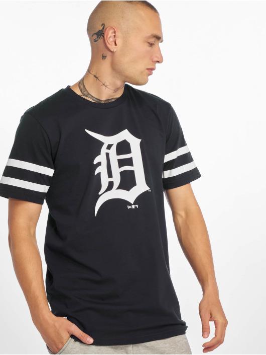 New Era T-Shirty MLB Detroit Tigers Team Logo niebieski