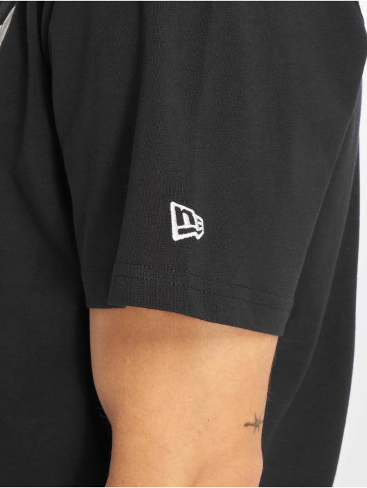 New Era T-Shirty MLB New York Yankees Island Logo niebieski
