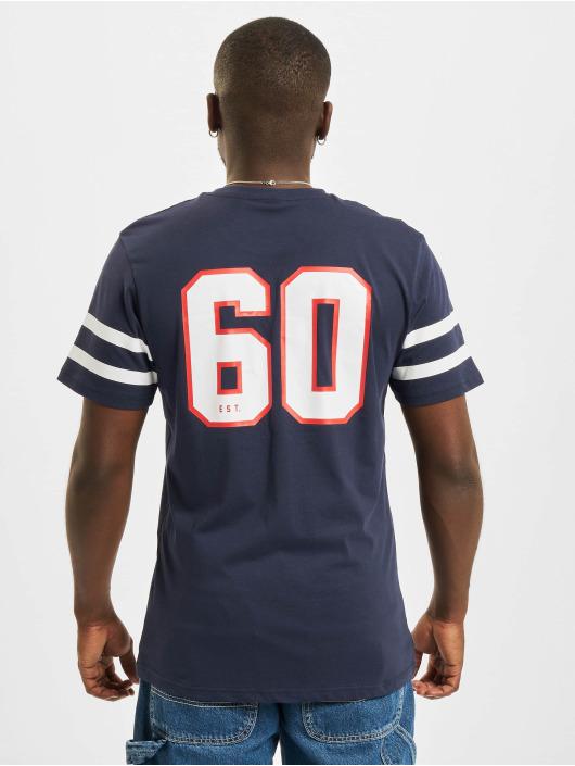 New Era T-Shirty NFL New England Patriots Jersey Inspired niebieski