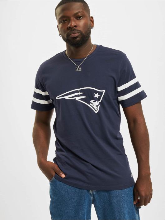 New Era T-skjorter NFL New England Patriots Jersey Inspired blå