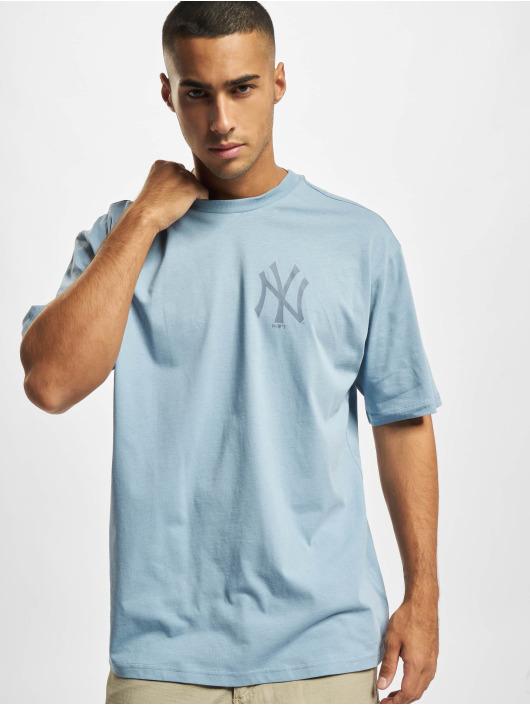 New Era T-skjorter MLB NY Yankees Oversized Seasonal Color blå