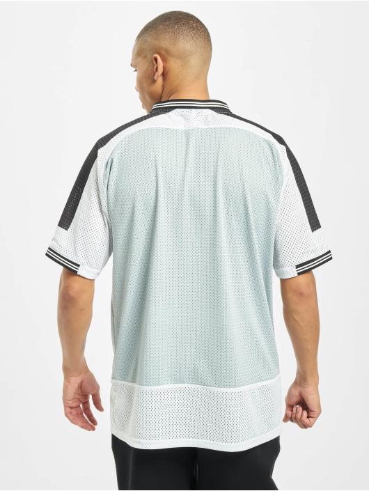 New Era T-skjorter NFL Oakland Raiders Stacked Logo OS grå