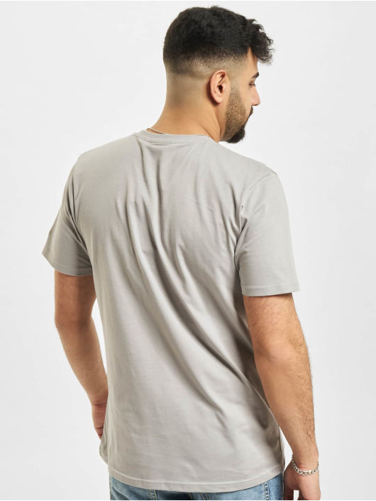 New Era T-skjorter MLB Los Angeles Dodgers grå