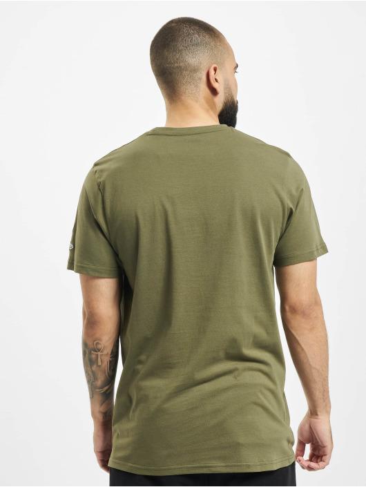New Era T-skjorter MLB NY Yankees grøn