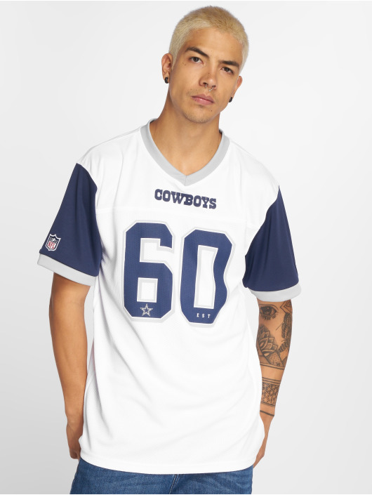 New Era T-skjorter NFL Dallas Cowboys Tri-Colour hvit