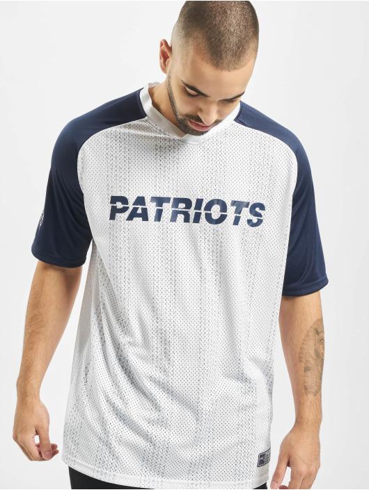 New Era T-skjorter NFL New England Patriots hvit
