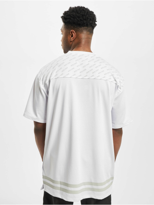 New Era T-skjorter Technical Oversized hvit