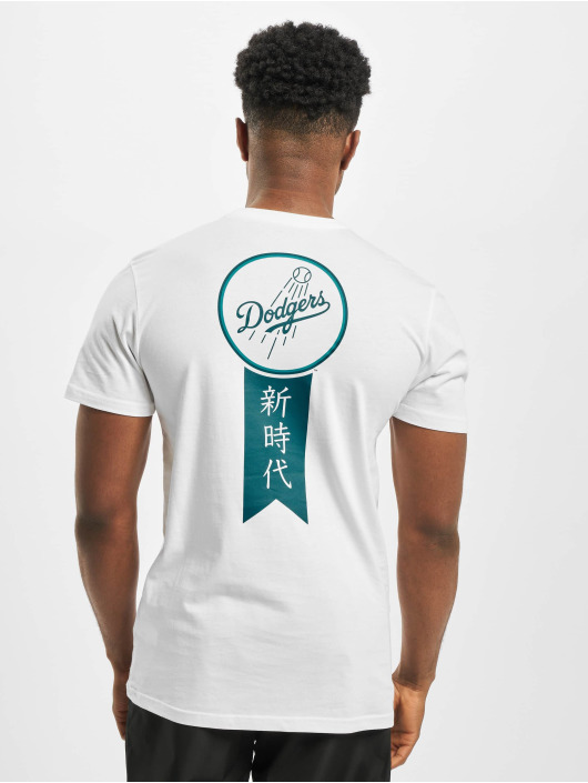 New Era T-skjorter MLB LA Dodgers Far East hvit