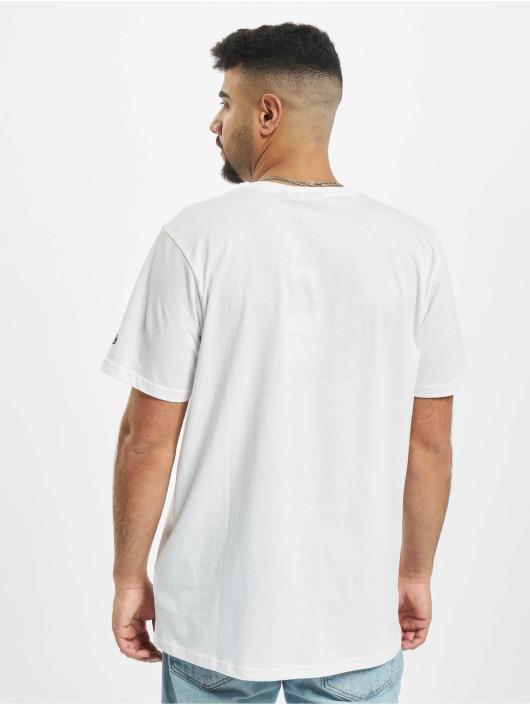 New Era T-skjorter MLB Infill Team Logo Los Angeles Dodgers hvit