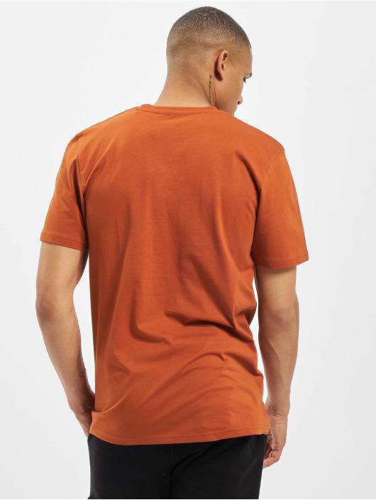 New Era T-skjorter MLB Seasonal Team Logo LA Dodgers oransje