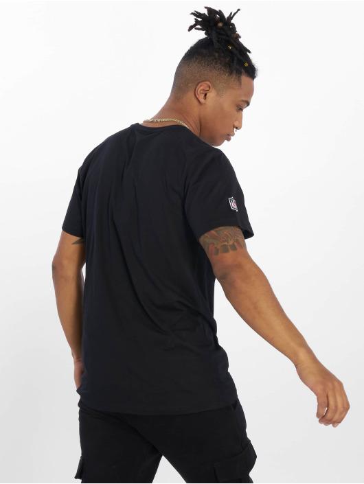 New Era T-skjorter Team Pittsburgh Steelers Logo svart