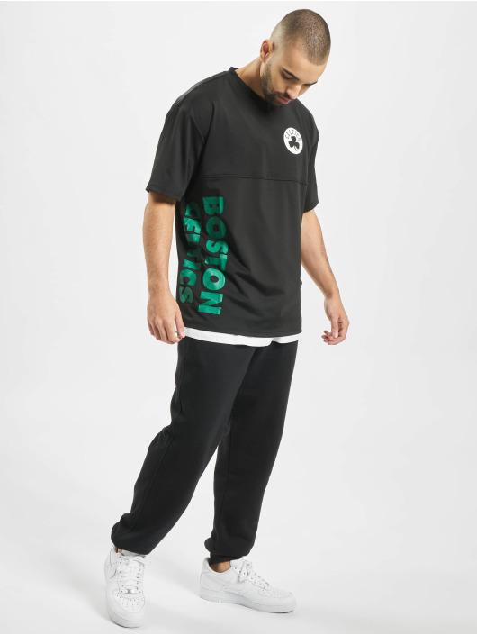 New Era T-skjorter NBA Boston Celtics svart