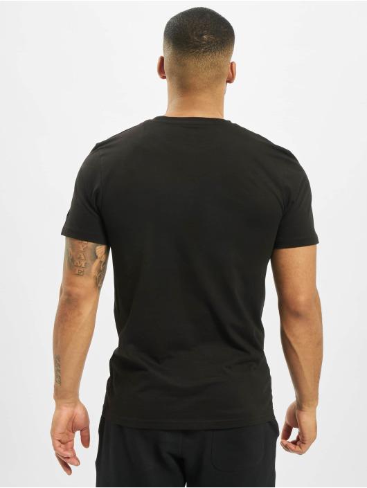New Era T-skjorter MLB NY Yankees Seasonal Team Logo svart